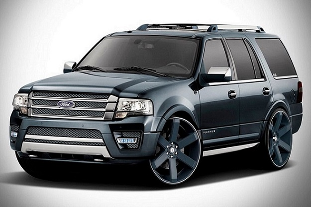 8 seater suv 2017 ford expedition review
