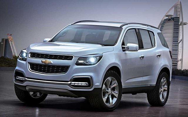 2017 Chevrolet Traverse Redesign Best 8 Passenger Vehicles