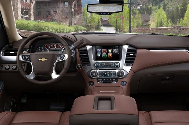 2017 Chevrolet Suburban engine, specs - Best 8 passenger ...