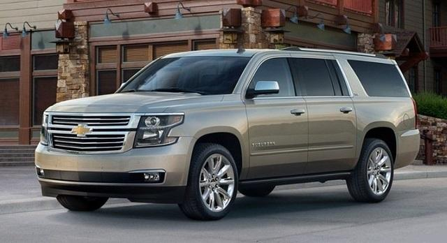 2017 Chevrolet Suburban engine, specs - Best 8 passenger ...
