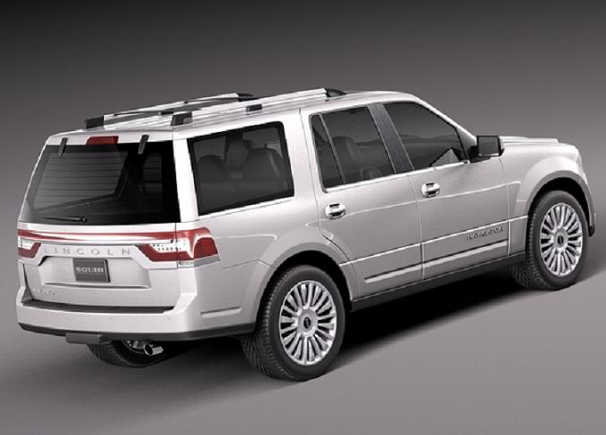 2017-Lincoln-Navigator-rear-view