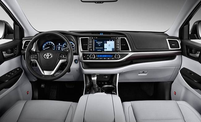 2017 Toyota Highlander Le Engine Specs Best 8 Passenger Vehicles