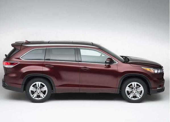 2016 Toyota Highlander Limited Platinum V6 >> 2017 Toyota Highlander LE engine, specs - Best 8 passenger vehicles