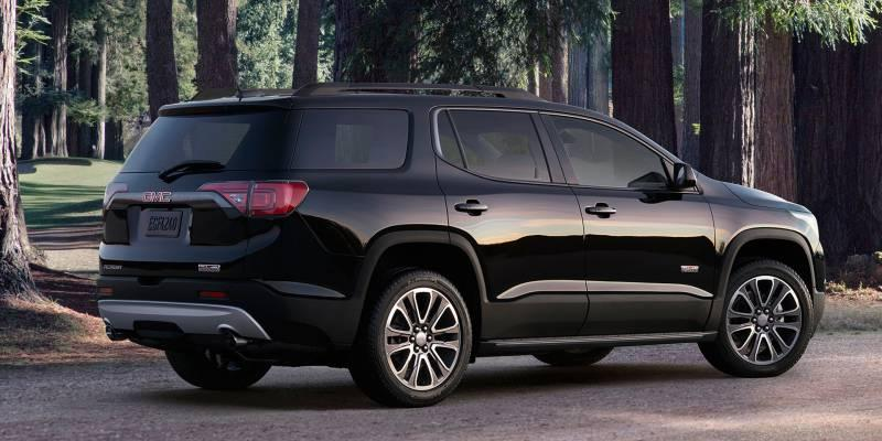 2017-GMC-Acadia review