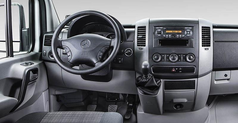 2017 mercedes-benz-sprinter redesigne interior