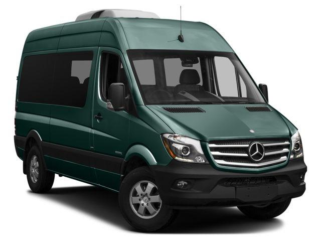 2017 mercedes benz sprinter redesign